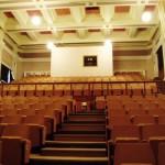 Tempest Anderson Hall lecture theatre interior