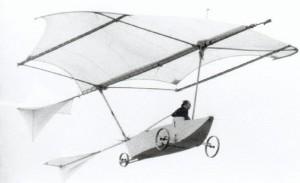 George Cayley's glider