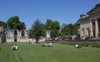Yorkshire Museum Gardens