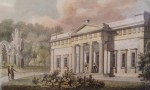 19th Century painting of The Yorkshire Museum