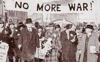 war resisters