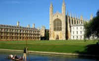 CAMBRIDGE & SUTTON HOO STUDY TOUR